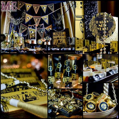 Gatsby Party Decorations, 1920's Theme Party Metro