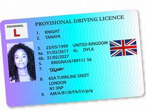 learning to drive young road users With apply for driving license provisional