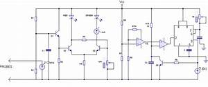 Complete Circuit Diagram Of The Human Body Resistance And
