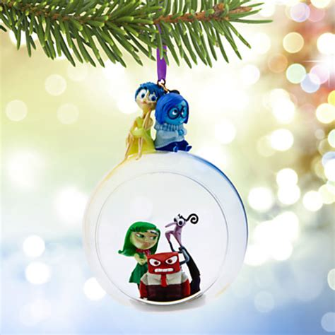 inside out open globe christmas decoration