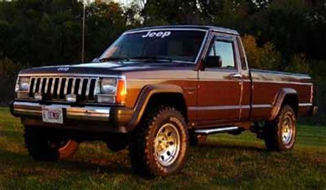 1986 jeep comanche interior 1986 jeep comanche pictures cargurus