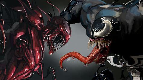 Il s'agit du deuxième film du sony pictures universe of marvel characters. Carnage Vs Venom Wallpapers (67+ background pictures)