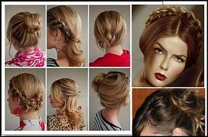 Top 6 Easy Casual Updos For Long Hair Cute Hairstyles