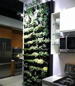 Pflanzen An Der Wand : 72 gute interieur ideen gr ne wandfarbe ~ Markanthonyermac.com Haus und Dekorationen
