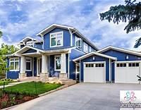 best home design color scheme Best House Color Schemes - 2017 Color Trends   Interior Design