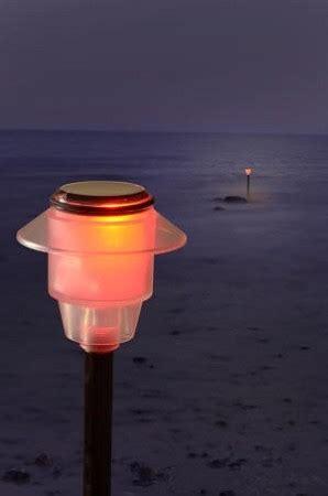 Hazard Lights by Simple Glow Solar Hazard Light Cl1205