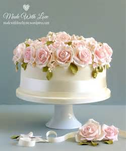 Bed Toppers Walmart by Bed Of Roses Wedding Cake Made With Love By Me