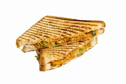 Sandwich Grilled Veg Transparent Grill Momos Fried