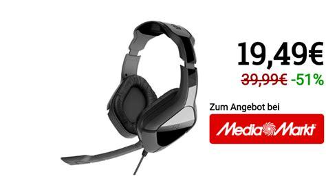 gaming headsets die besten juli deals bei media markt und
