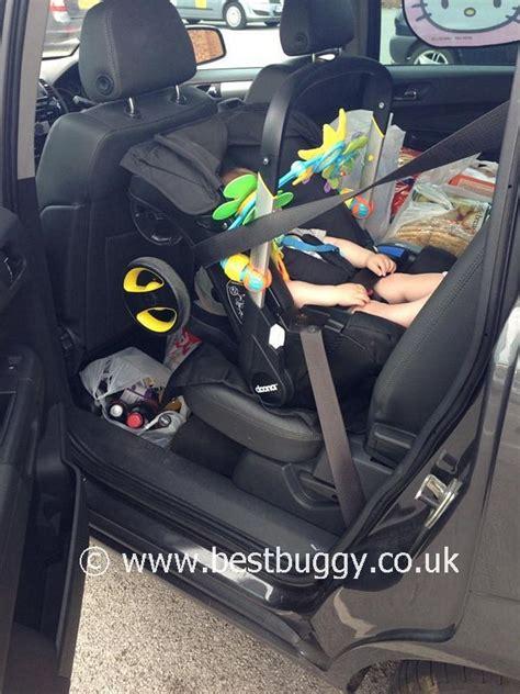 simple parenting doona car seat stroller review
