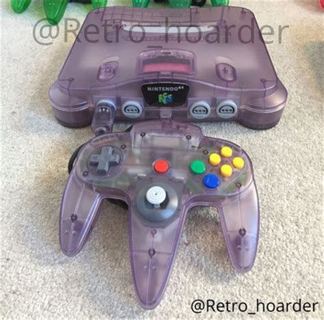 nintendo 64 colors 5 nintendo 64 prototypes colours discovered the