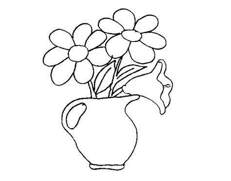 dibujos para pintar jarrones dibujos para pintar