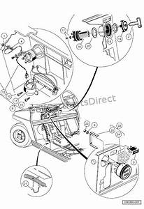 Ormg 6994  Club Car Carryall 2 Wiring Diagram Diagram
