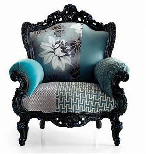 Eye catching seating items with a quotlight vintagequot look for New antique looking furniture