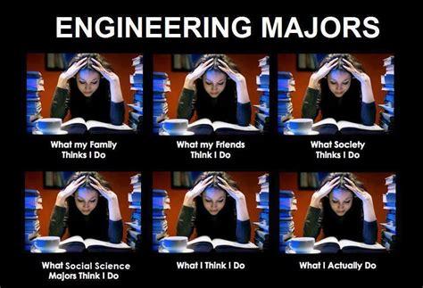 Civil Engineering Meme - engineering memes facebook page highlights the humor of being an engineering major funny