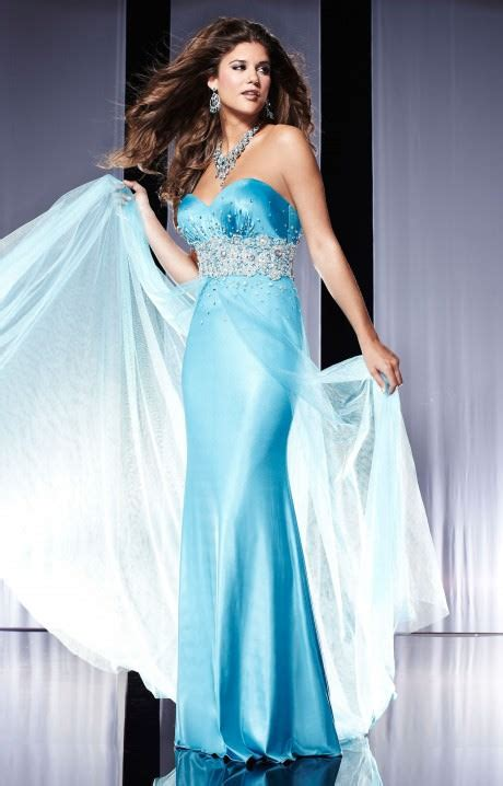 panoply   ice queen gown prom dress