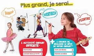 Activite Enfant 1 An : carrefour market 1 activit enfant offerte ~ Melissatoandfro.com Idées de Décoration