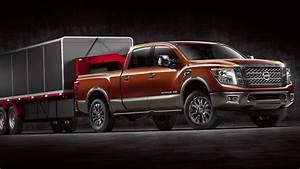 2017 Nissan Titan - Trailer Brake Controller  If So Equipped