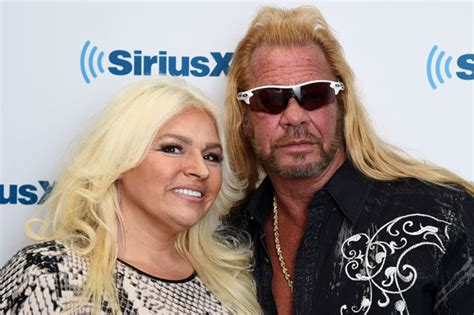 cbb signs up dog the bounty hunter 39 s wife for new series