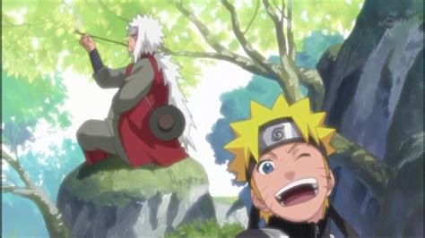 Fair To Say Naruto Got The Full Experience From Jiraya And