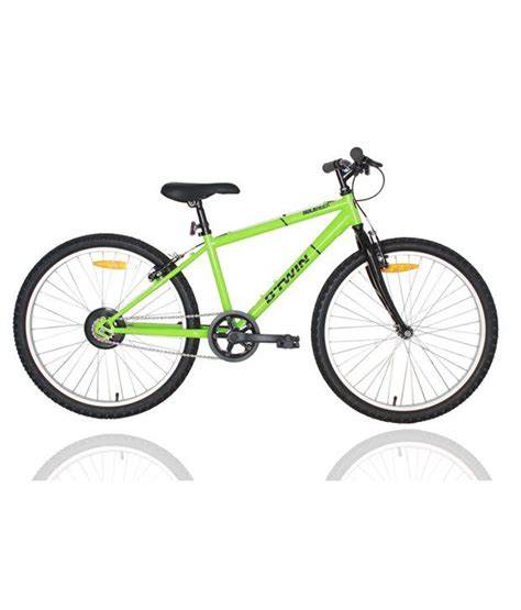 BTWIN Rockrider 100 Kids Cycle By Decathlon: Buy Online at ...