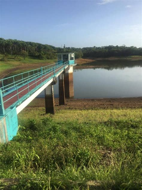 vasa water wasa water in reservoirs still low