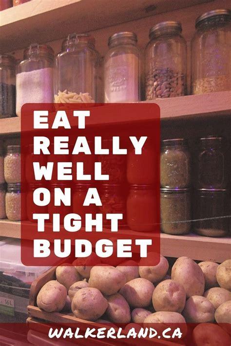 budget cuisine de 25 bedste idéer inden for økonomi på