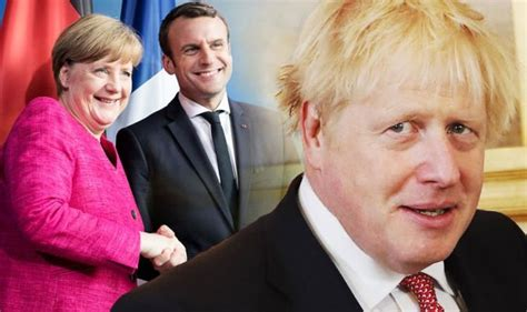 brexit news confirmation france  germany    power   members uk news