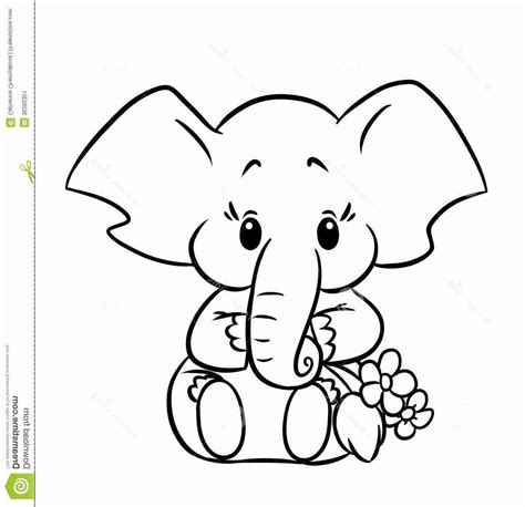 elephant coloring pages print coloring