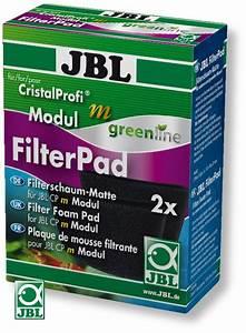 Jbl Cristalprofi M : jbl cristalprofi m greenline filterpad modul lot de 2 mousses de rechange pour module ~ Eleganceandgraceweddings.com Haus und Dekorationen