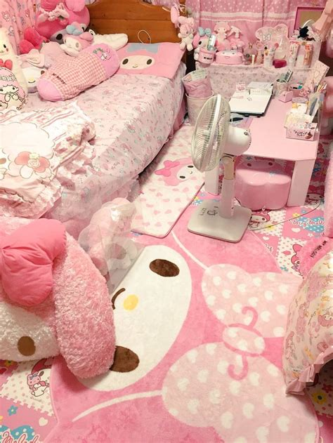 chambre kawaii decoration kawaii