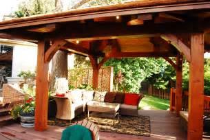 Split Bedroom Plans by Four Inspiring Outdoor Living Structures