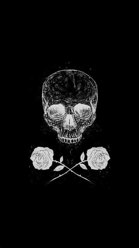 Pin by Dina Hamlett on Skulls | Skull wallpaper, Skull