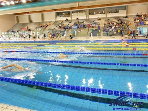 nuoto master vasca circuito supermaster fin oltre 1 700 atleti per la prima