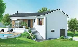 sous sols logivelay With maison en pente forte 10 maison sous sol complet saphir logivelay