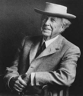 Great Designer  Frank Lloyd Wright