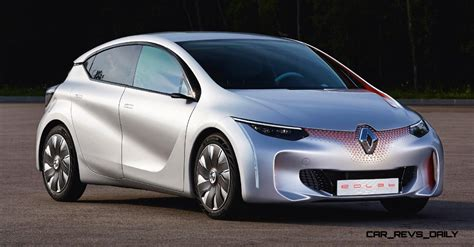 Renault Concept by 2014 Renault Eolab Concept Is Ultra Aerodynamic Innovation