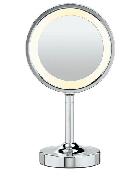 Magnified Bathroom Mirror by 5x Magnified Lighted Makeup Mirror Decor Makeup Mirror