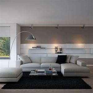 Lampadaire Salon Design : le lampadaire de salon 45 belles id es d co en images ~ Preciouscoupons.com Idées de Décoration