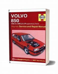 Volvo 850 Haynes Manuals Service And Repair