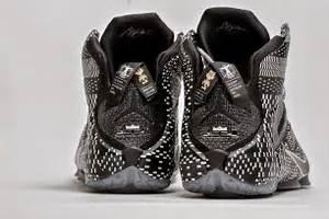 """Closer Look at Upcoming Nike LeBron XII """"Black History ..."""