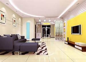 Living room wall decor d house free pictures