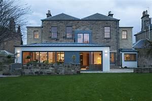 Extension Maison Ancienne : helen lucas architects edinburgh project greenhill ~ Louise-bijoux.com Idées de Décoration