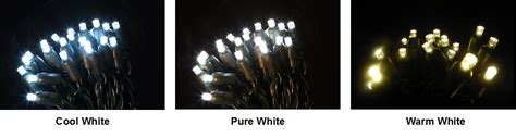 what is the difference between c7 and c9 light bulbs difference between cool white warm white and pure white