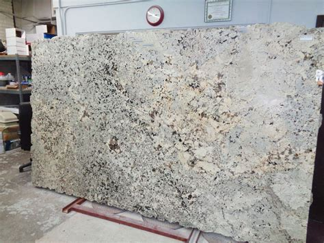 alaska white granite images