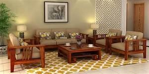 Wooden Sofa Set Buy Wooden Sofa Set Online In India Upto