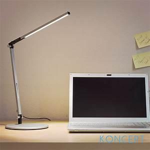 Z bar solo mini led desk lamp koncept metropolitandecor for Z bar table lamp