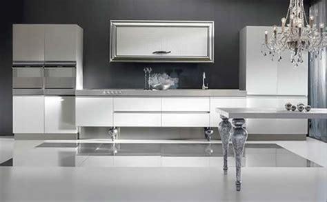 d馗oration cuisine blanche décoration cuisine armoire blanche