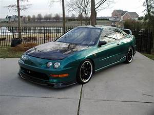 Spoonteg 1994 Acura Integra Specs  Photos  Modification