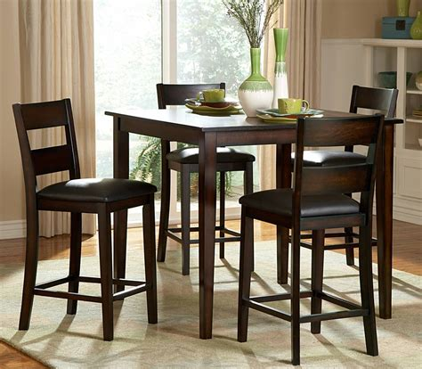 high top table sets  create  entertaining dining space homesfeed